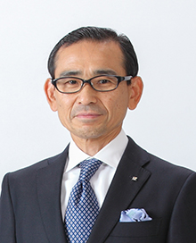 フジッコ株式会社 代表取締役社長 福井 正一