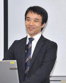 日本郵便株式会社 経営企画部担当部長 五味 儀裕氏