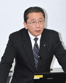 鴻池運輸株式会社 事業開発本部副本部長 蓮實 一洋氏
