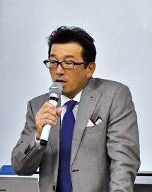 モロゾフ株式会社 代表取締役社長 山口 信二氏