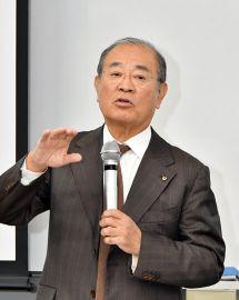 株式会社リンガーハット 代表取締役会長兼CEO 米濵 和英氏