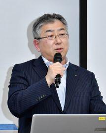 神戸市 交通局局長 岸田 泰幸氏