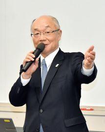 株式会社みなと銀行 取締役頭取 服部 博明氏