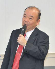信金中央金庫 専務理事(元国税庁長官) 中原 広氏