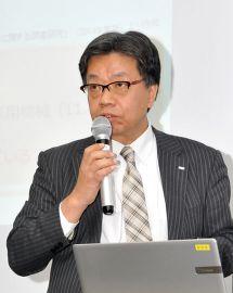株式会社日本旅行 常務取締役 舘 真氏