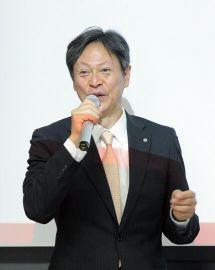 日本航空株式会社 執行役員 旅客販売統括本部副本部長 二宮 秀生氏