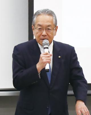 株式会社神戸新聞社 代表取締役社長