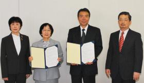 3月17日 神戸野田高校と高大連携協定を締結のサムネイル