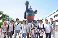 本学学生が「神戸の魅力」を映像で発信 新長田の活性化をのサムネイル