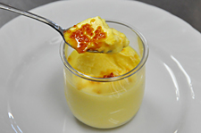 Gold Rush Pudding