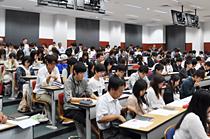 大学ゼミ対抗「日本盛杯」がスタートしましたのサムネイル