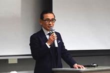 フジッコ(株)福井社長ご挨拶