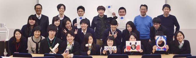 【高大連携事業】兵庫商業高校 商品開発成果発表会を実施しましたのサムネイル