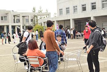 留学生新歓祭を開催しましたのサムネイル