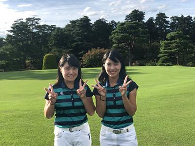 女子ゴルフ部安本さん3位に!日本女子学生ゴルフ選手権のサムネイル