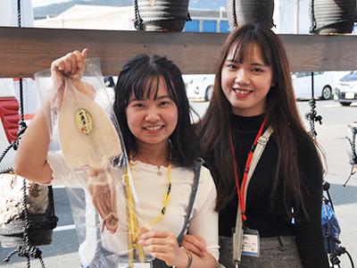 国際交流バスツアー 塗箸生産日本一の小浜で箸研ぎ体験のサムネイル