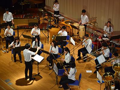 吹奏楽団「冬のコンサート2018」を開催しましたのサムネイル