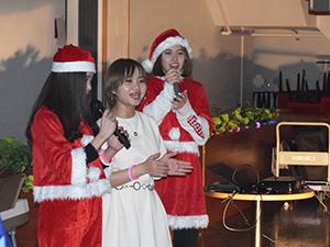 イルミネーション点灯式「クリスマスパーティ」を開催しましたのサムネイル