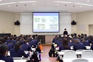 高大連携 協定を結ぶ商業高校の学習をサポートしていますのサムネイル