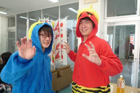 留学生と日本文化を楽しむ 節分イベントのサムネイル