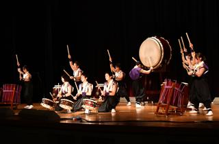 和太鼓部 第9回定期演奏会「流風和奏」のサムネイル