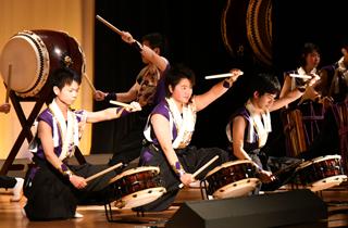 和太鼓部定期演奏会「第8回流風和奏」を開催のサムネイル