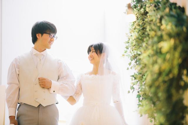 学内初!オープンキャンパスで本物の結婚式のサムネイル
