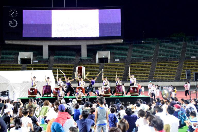 【第12回ユニバー祭】で流科大生が大活躍!のサムネイル