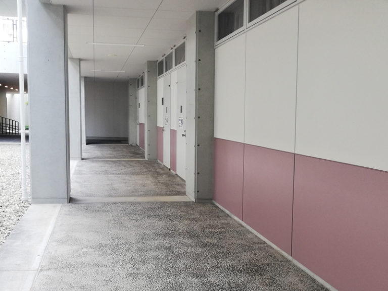 校舎・教室もお化粧直し! 生まれ変わり進化し続けるキャンパスのサムネイル