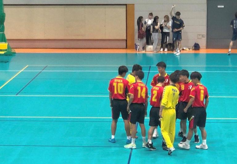 念願の3部へ昇格!【関西学生ハンドボール秋季リーグ戦】のサムネイル