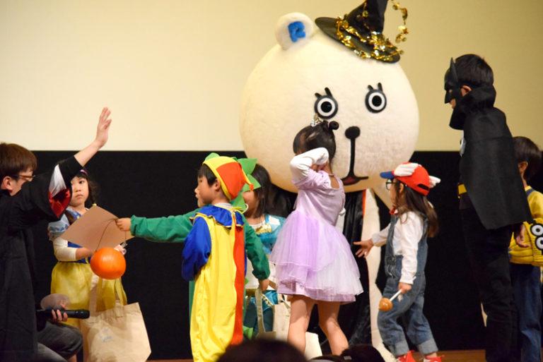 来場者3000人!学生と子どもたちの笑顔が溢れた『Ryuka Halloween』のサムネイル