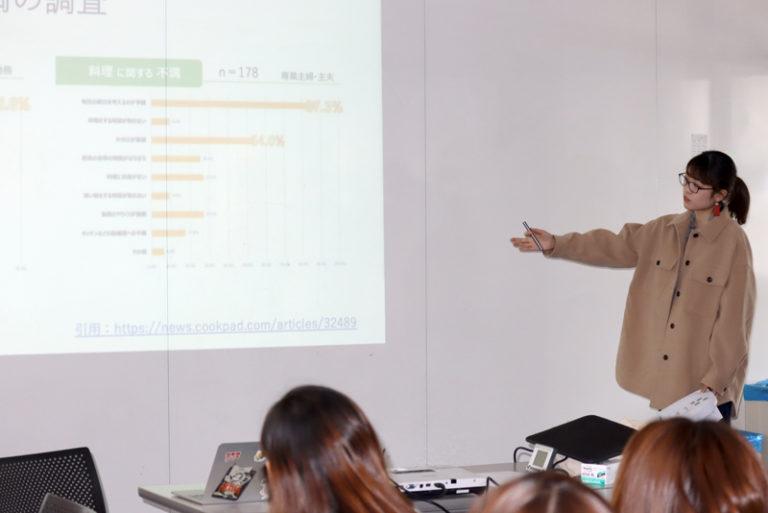 企業の課題を解決すべく、羽藤ゼミの学生が新商品の開発へのサムネイル