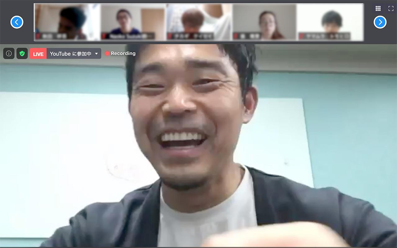 毎日放送(株)東京制作局チーフプロデューサー・林智也氏