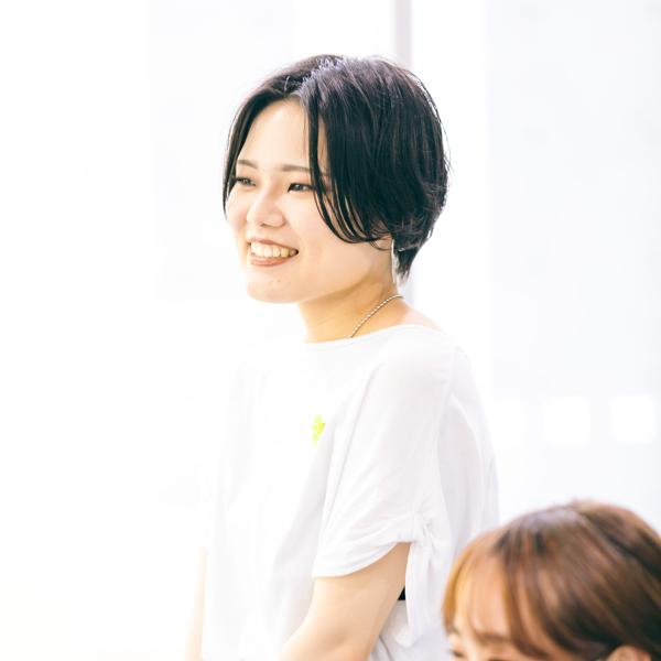 道上紗都さん(人間社会学部観光学科3年)