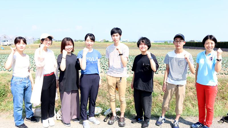 森藤ゼミの学生たち