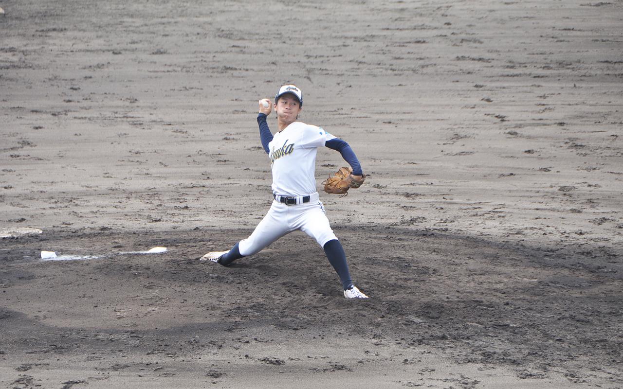 流通科学大学 軟式野球部 全日本大学軟式野球選手権代替大会