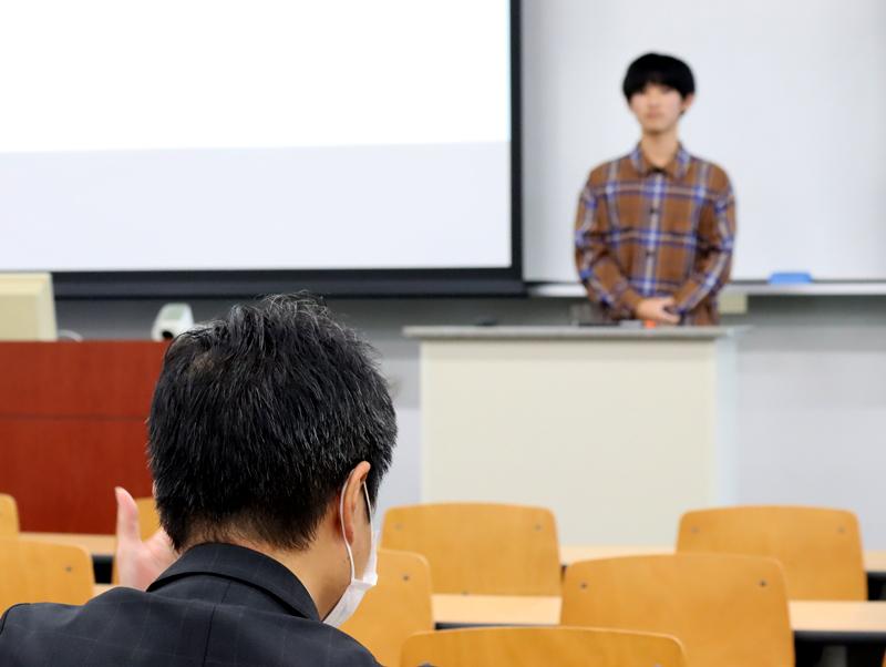 入試相談会&大学見学