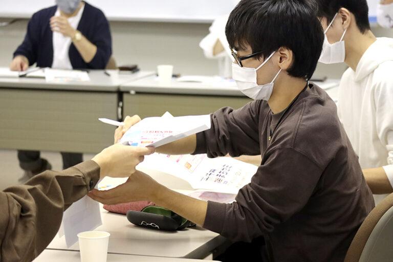 長坂ゼミの学生が、千林商店街・京阪電鉄との共催イベントに参画!のサムネイル
