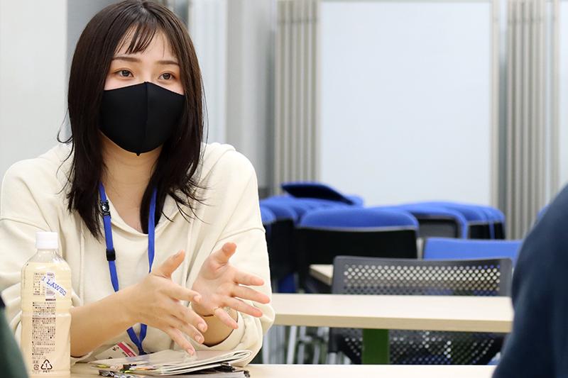 安田 亜由莉さん