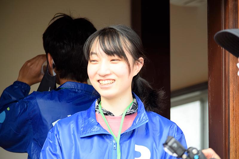 三柴綾恵さん