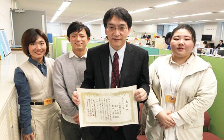 山川ゼミが受賞報告のため読売旅行を訪問。観光業界のリアルな就職事情に奮起!のサムネイル