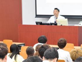 """""""プロに学ぶ""""特別講義「プロデュース論」 2019年5月23日のサムネイル"""