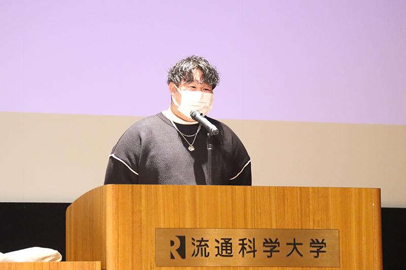 大田健翔さん