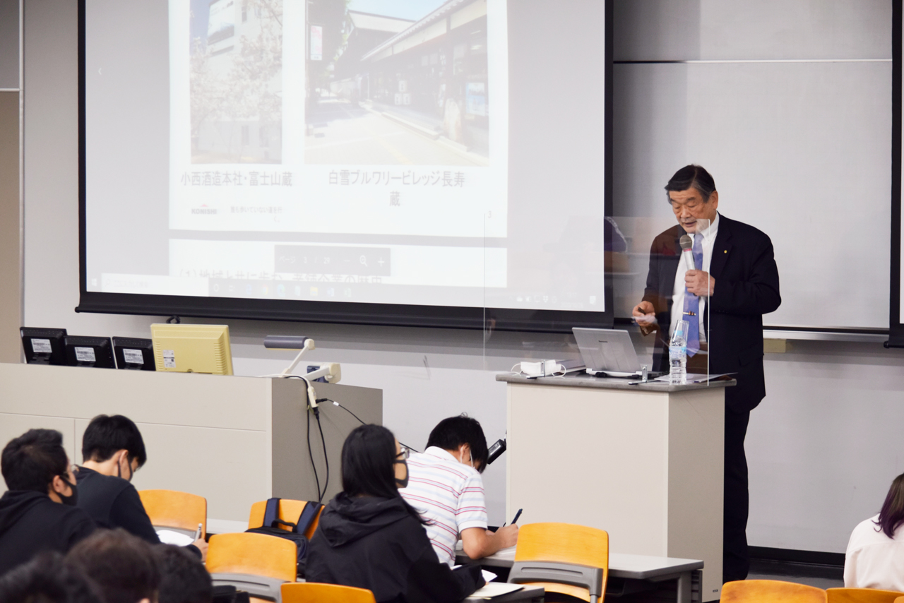 日本酒衰退の現状を打破