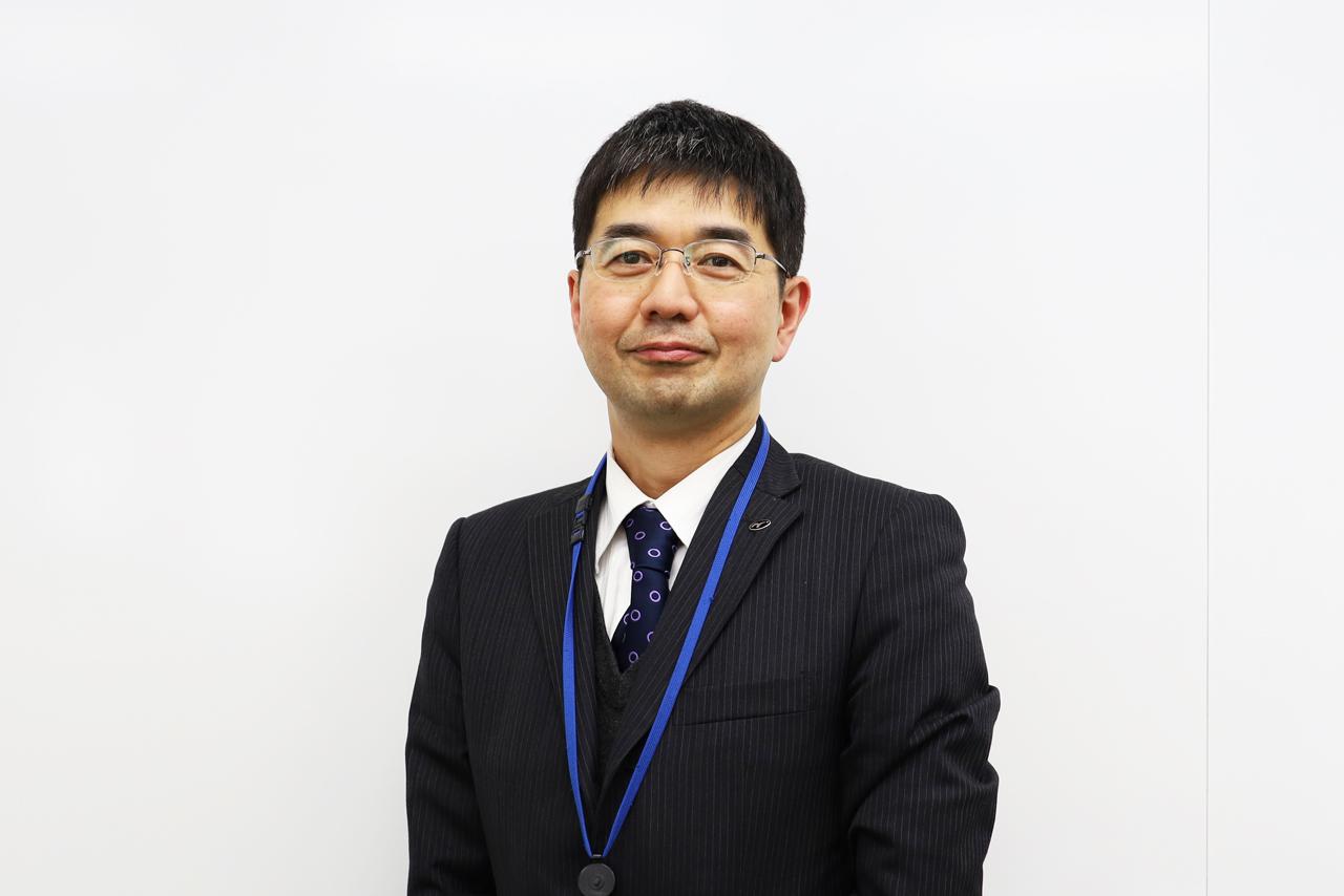 日新信用金庫 人事部 課長 木室昭彦さん(1998年卒業)