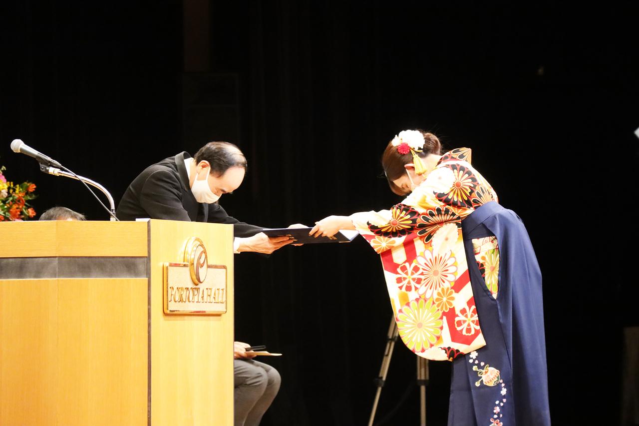 卒業式・修了式