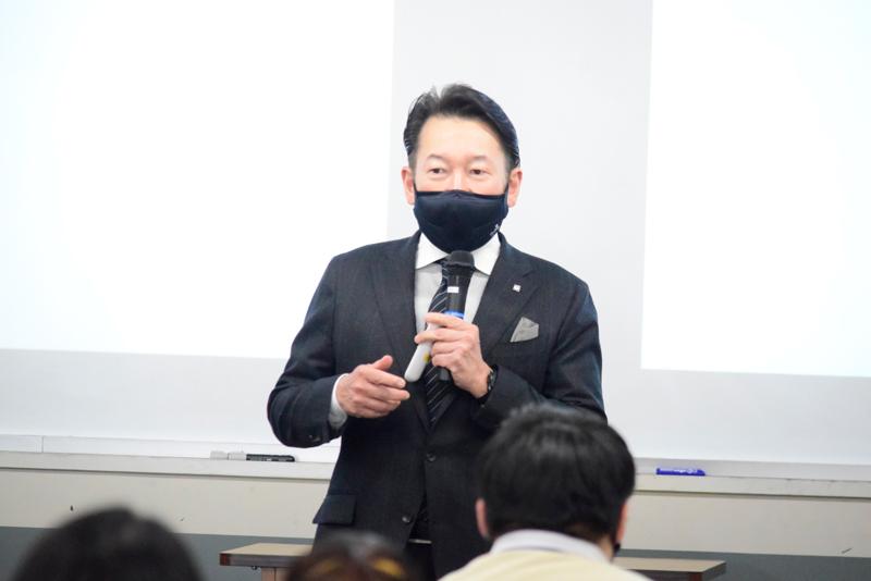 リーガロイヤルホテル副総支配人 兼 宿泊部長・山根朋之氏