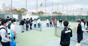 学内外への貢献活動として、体育会クラブ独自の清掃活動がスタート!