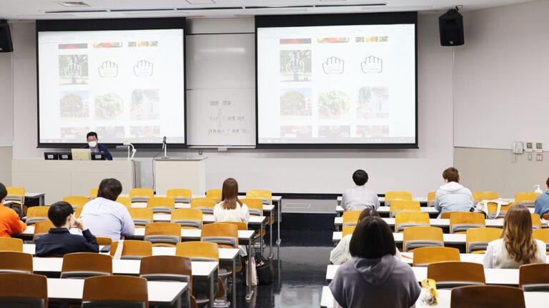 兵庫県洲本市との社会共創プログラム『域学連携』がスタート!のサムネイル