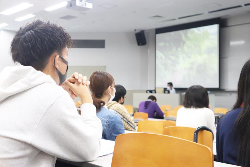 兵庫県洲本市との社会共創プログラム
